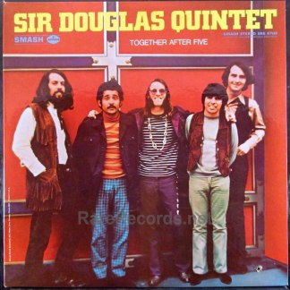 sir douglas quintet - together after five LP
