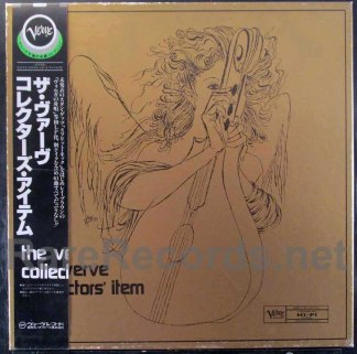 The Verve Collectors´ Item japan lp