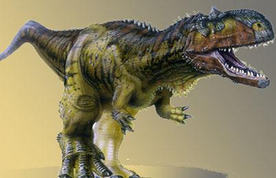 Rajasaurus Dinosaur