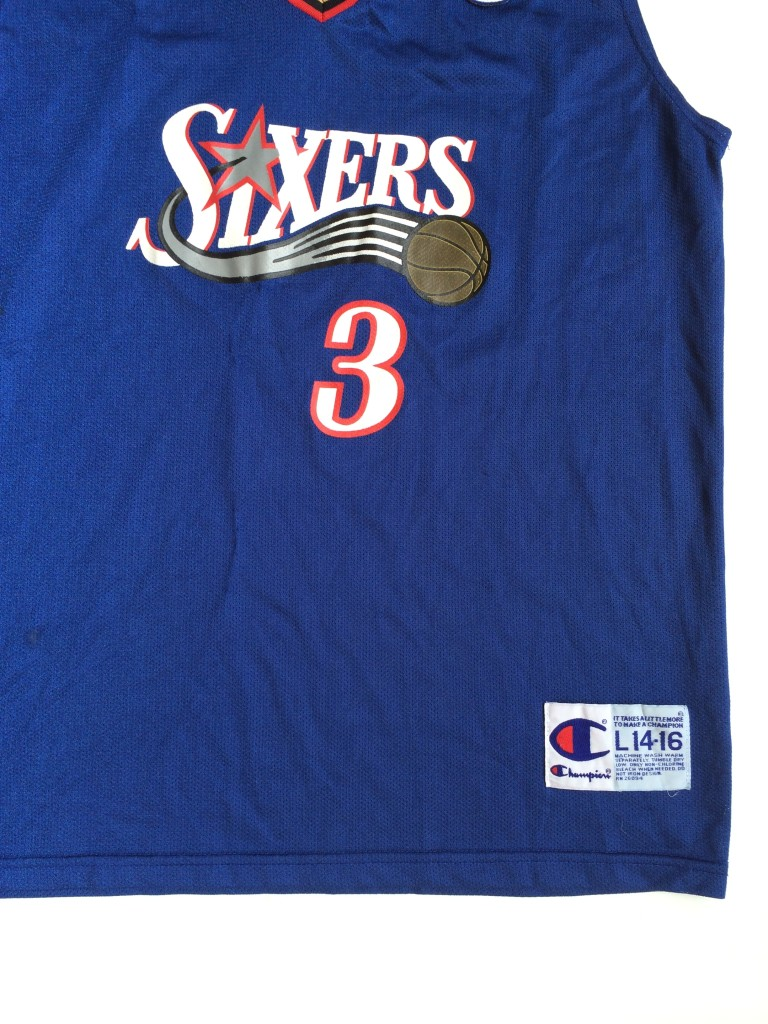 Large Iverson Allen Jersey Youth