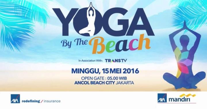 AXA fait du Yoga … en Indonésie