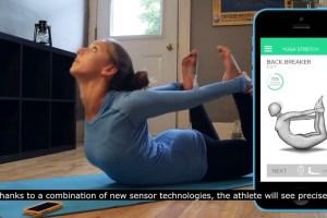 Yoga connecté