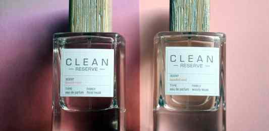 Clean Reserve Fragrance Pairings