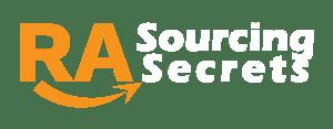 RA Sourcing Secrets white