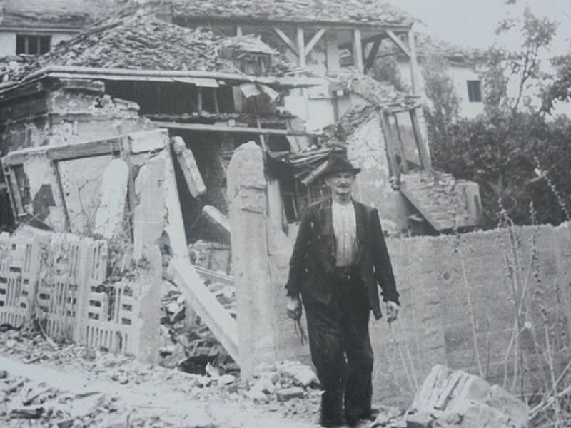 Савезничко бомбардовање
