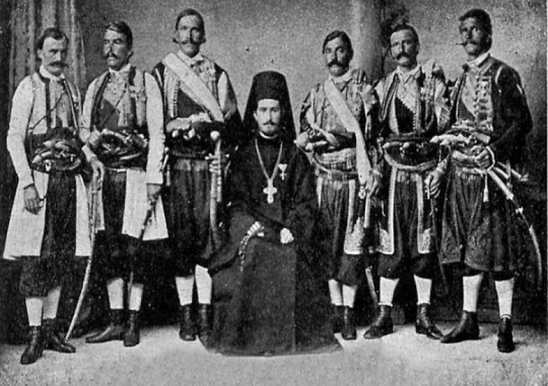 Нићифор Дучић – српски духовник, историчар и устанички вођа