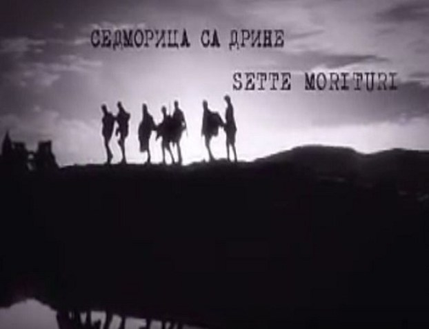 ГАРИБАЛДИНЦИ - ИТАЛИЈАНСКИ ДОБРОВОЉЦИ НА ДРИНИ 1914. 1