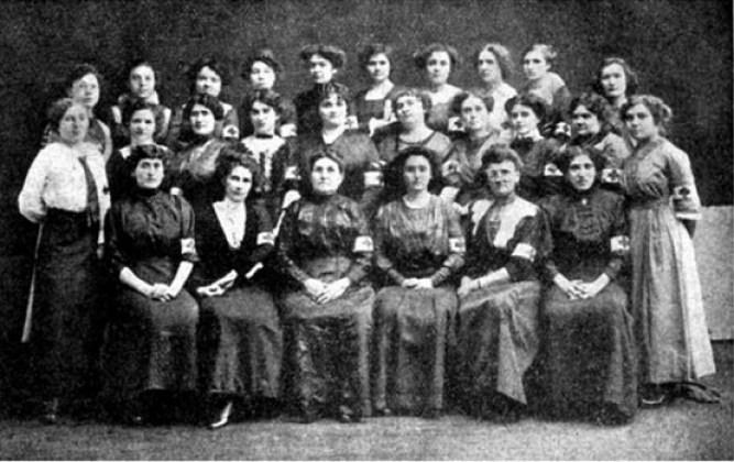 ВЕЛИКЕ СРПСКЕ РАТНИЦЕ: Храбре жене које су се бориле за Србију и Српство 5