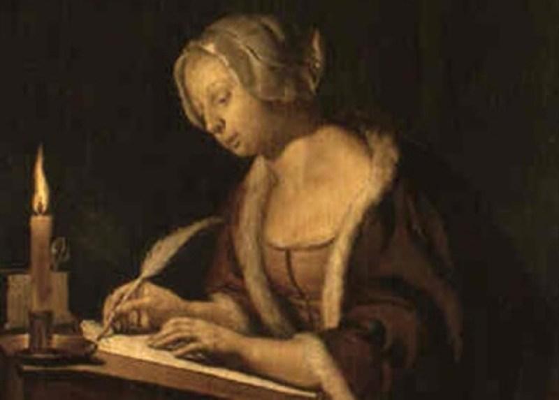 Жена писац