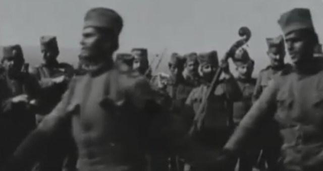 Први светски рат, коло, музика