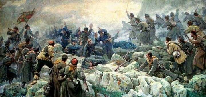 Сливница 1885. Српско-бугарски рат