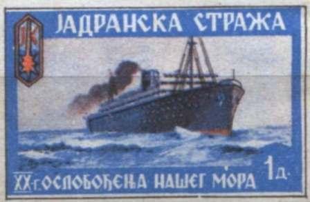Јадран, Море, Морнарица