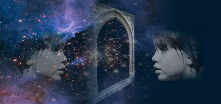 Огледало, Космос, Свест