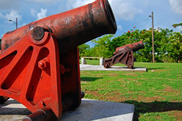 fort fincastle atop bennets hill next to the queens staircase photos
