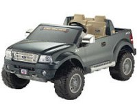 Power Wheels F-150 Not Just for Kids