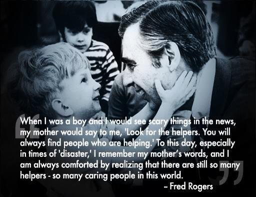 the helpers