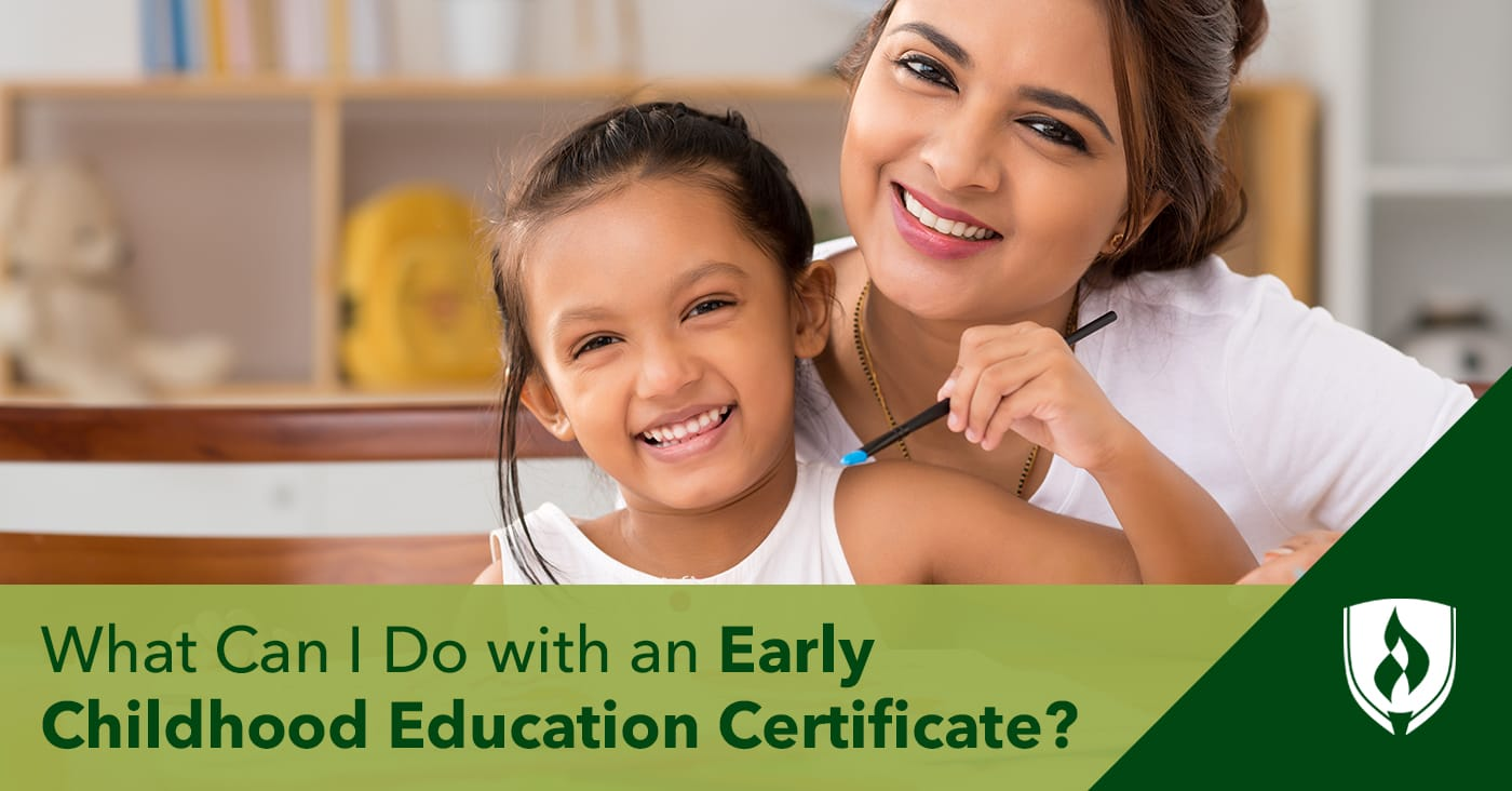 What Can You Do With An Early Childhood Education