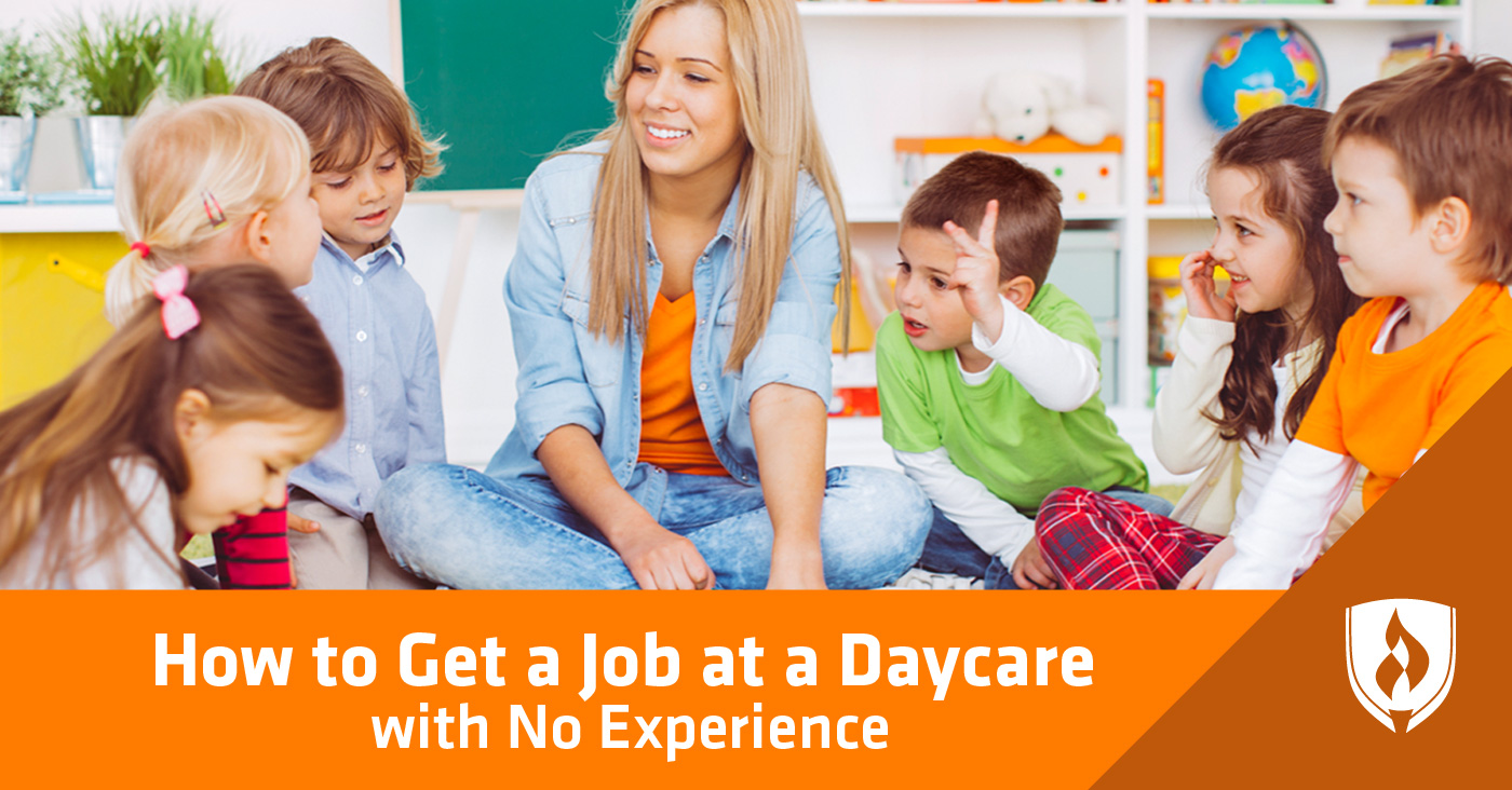 4 Tips For Getting A Job At A Daycare Without Any Experience