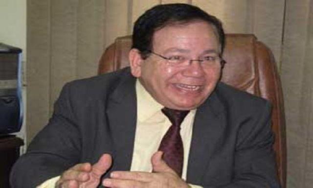 الدكتور القس جورج شاكر نائب رئيس الطائفة الإنجيلية بمصر