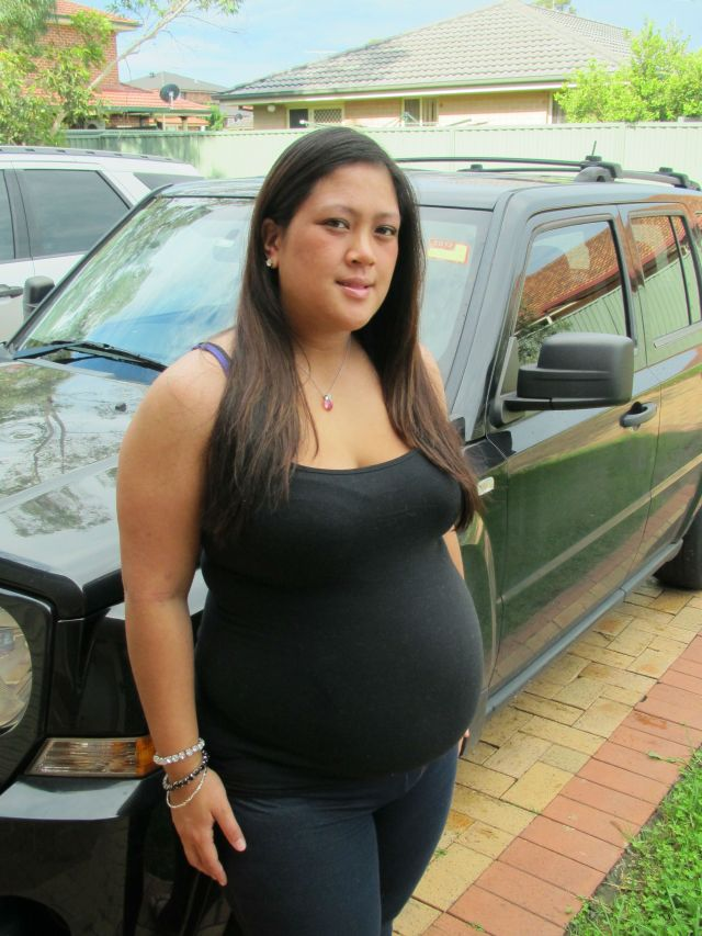 Twenty Four Weeks Pregnancy Picture