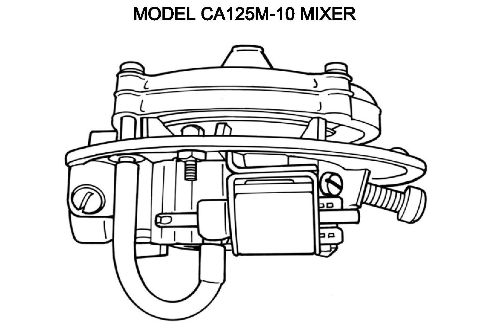 Impco Ca125m 10
