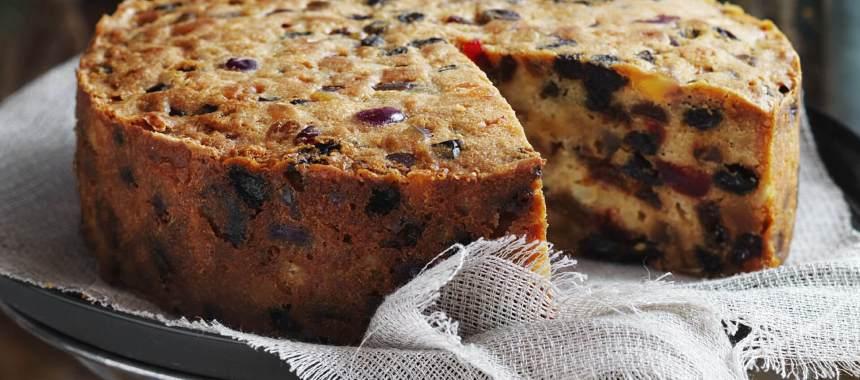 Australian Fruit Cake Recipe