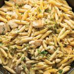 Chicken Penne Salad