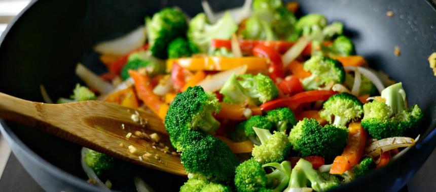Honey Gingered Vegetables Recipe