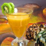 Pineapple-Lime Punch