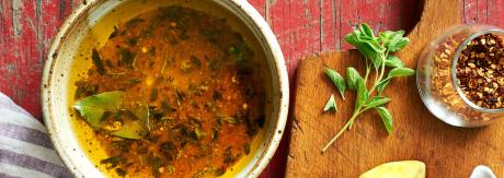 Marinade for Tandoori Fish recipe by rasoi menu