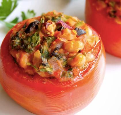 Stuffed Tomatoes by Rasoimenu