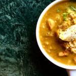 Mutton Mulligatawny Soup