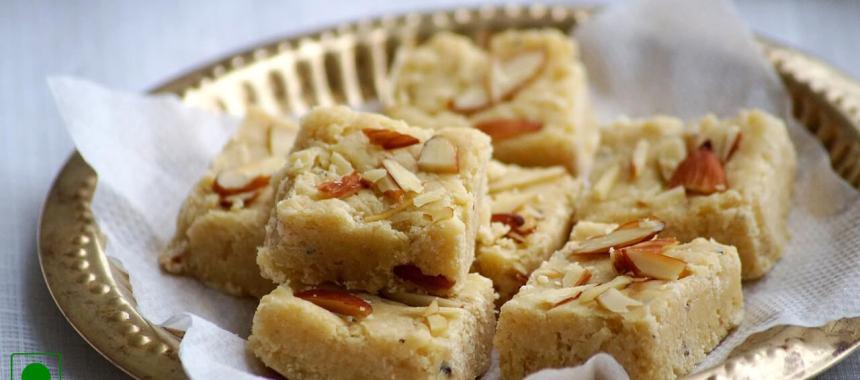 Khoya Barfi Recipe