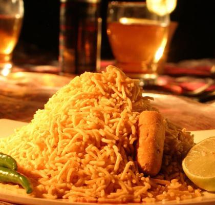 Aloo Bhujiya Recipe by Rasoi Menu