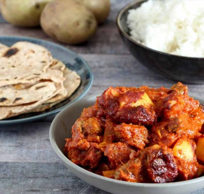 Lamb Vindaloo recipe by rasoi menu