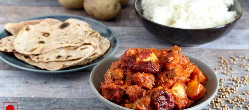 Lamb Vindaloo Recipe