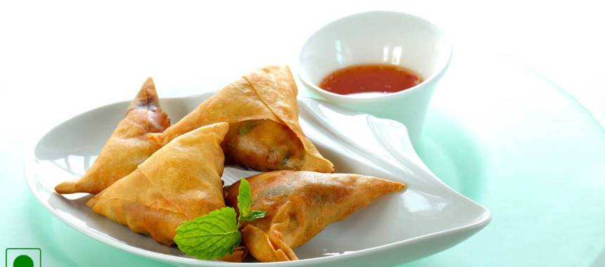 Chinese Samosa Recipe