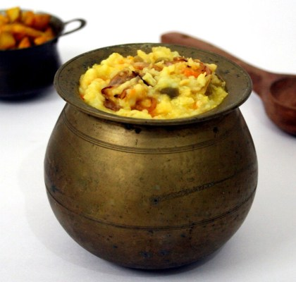 suran khichdi recipe by rasoi menu