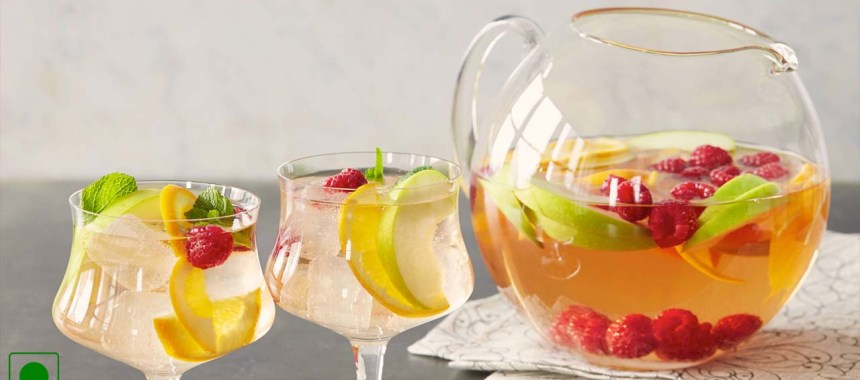Berry Blush Mocktail Recipe