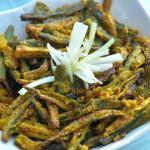 Bhindi Tava Fry