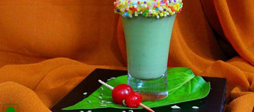 Paan Shot Mocktail Recipe