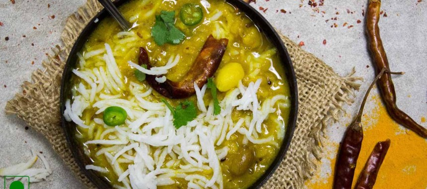 Gujarati Meethi Dal Recipe