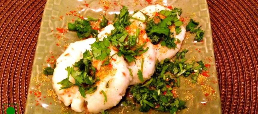 Rice Khichu Recipe