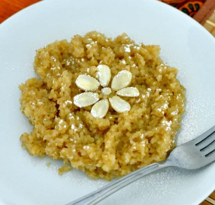 Kansar Recipe by Rasoi Menu
