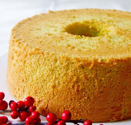 lemon chiffon cake recipe by rasoi menu
