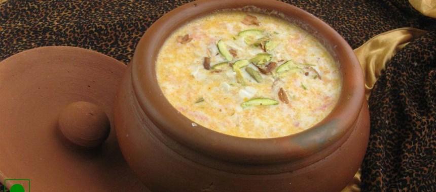 Mewa Ki Kheer Recipe