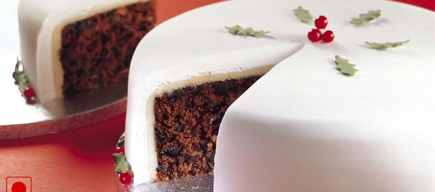 Traditional Christmas Cake Recipe