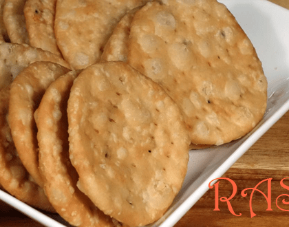 Farsi puri Recipe by Rasoi Menu