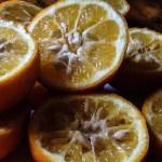 Baked Caramelized Oranges