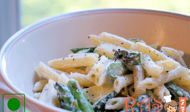 Cheesy Vegetable Pasta Recipe
